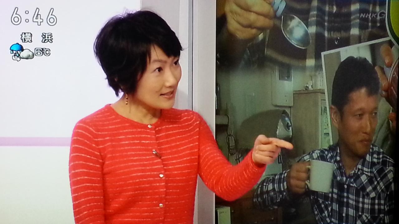 新手の漫才? NHKおはよう日本 まちかど情報室_b0042308_0462830.jpg