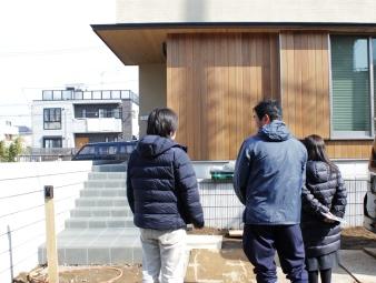 長期優良&そよ風「市川の家」外構の打ち合わせ☆_f0170331_2281085.jpg