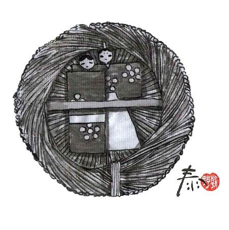 /// 鳥取・用瀬の流しびな /// 2013.2.27放送分_f0112434_18484824.jpg