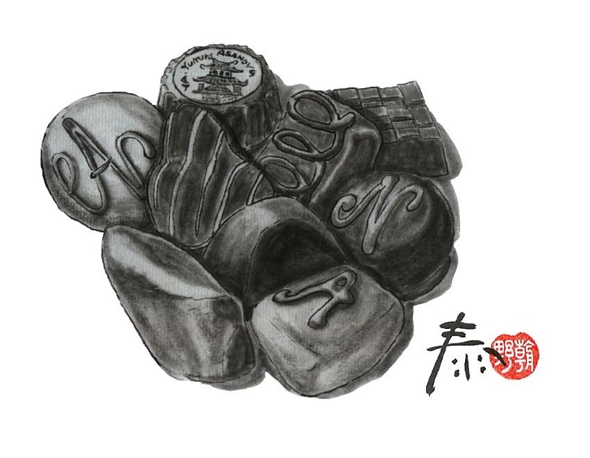 「チョコレートの原料は、「神様の食べ物」」 2013.2.13放送分_f0112434_21595820.jpg