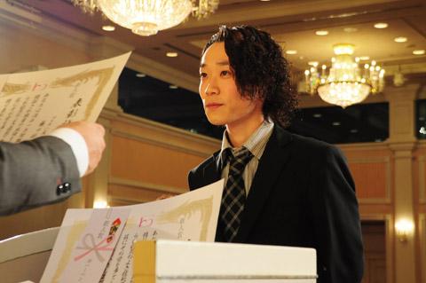 【brace】2013年新年会 5.表彰式Ⅲ 新人賞_c0080367_14165586.jpg