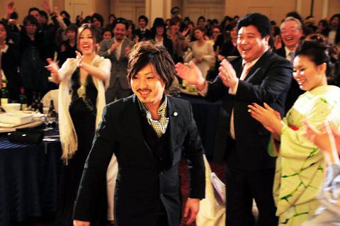 【brace】2013年新年会 4.表彰式Ⅱ優秀賞、敢闘賞など_c0080367_14424557.jpg