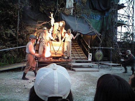 『NADJA 夜と骰子とドグラマグラ』開幕 (水族館劇場)_b0005281_16553957.jpg