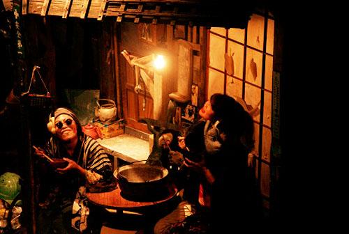 『NADJA 夜と骰子とドグラマグラ』開幕 (水族館劇場)_b0005281_170161.jpg