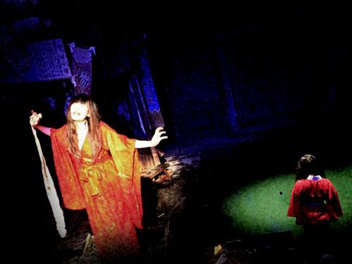 『NADJA 夜と骰子とドグラマグラ』開幕 (水族館劇場)_b0005281_170964.jpg