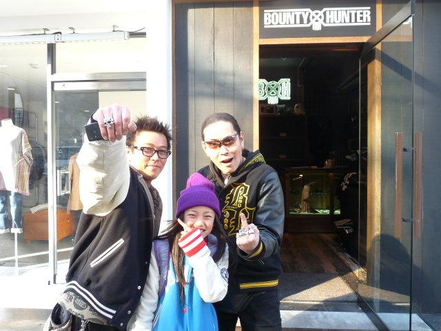 HIKARUさんご来店!!_b0132106_19273275.jpg