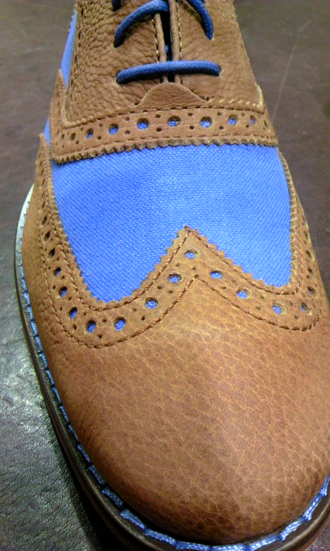 コンビ靴の強-い味方!_b0226322_18165148.jpg