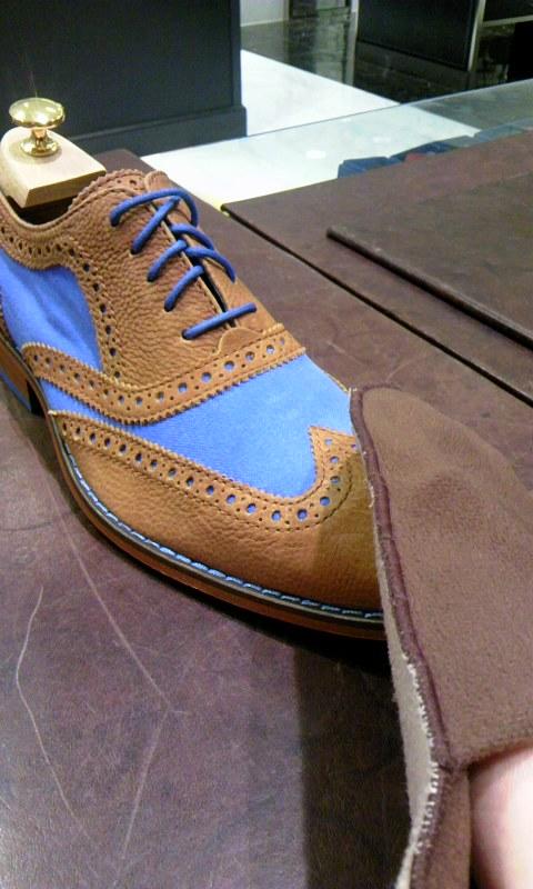 コンビ靴の強-い味方!_b0226322_18291442.jpg