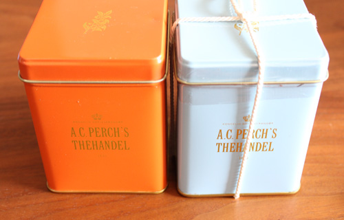 デンマーク王室御用達・北欧最古の紅茶専門店A.C.PERCH\'S・A.C.パークス_a0283024_12394498.jpg