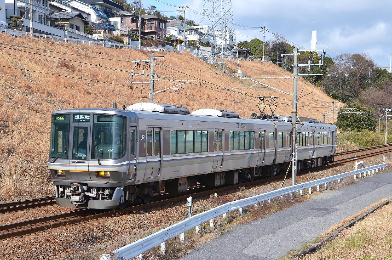 広島223系試運転再開続報_a0251146_23544695.jpg