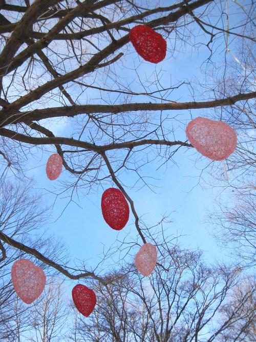 Valentine in Karuizawa ❤ 矢ヶ崎公園 / FEILER New Open!!_f0236260_2330337.jpg