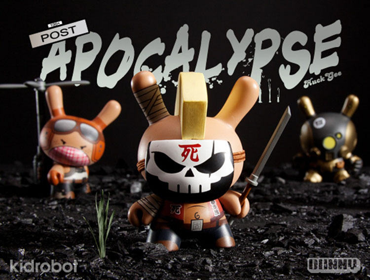 "Huck Geeの Post Apocalypse 3""Dunny、2月28日発売_a0077842_201908.jpg"