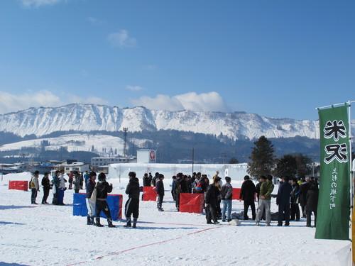 第7回山形大学雪合戦大会・・・8_c0075701_2044192.jpg