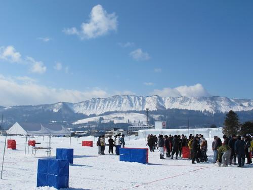 第7回山形大学雪合戦大会・・・8_c0075701_2044256.jpg
