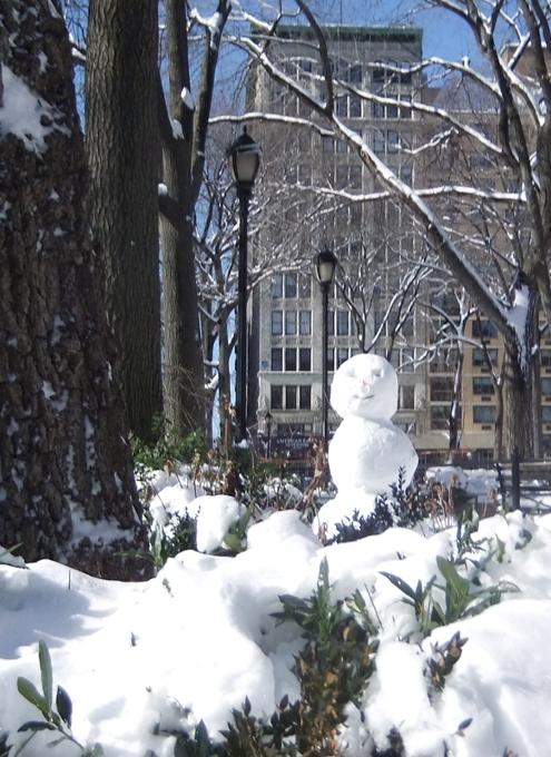 大雪後のマンハッタンの様子_b0007805_8215868.jpg