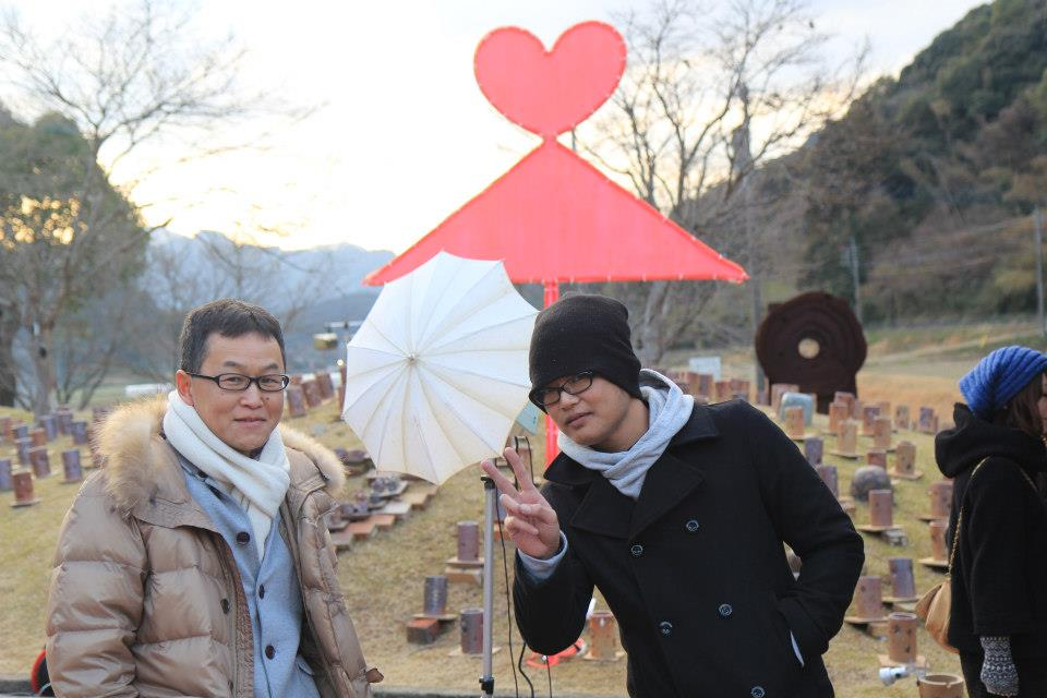 光のバレンタイン at 飛龍窯は1万6千人_d0047811_0262024.jpg