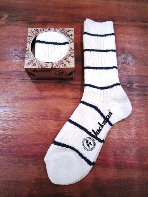 "Jackman \""Socks & Bandana\"" ご紹介_f0191324_9451181.jpg"