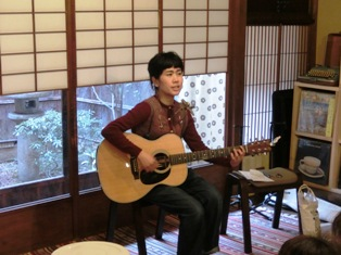 HiFi Cafe 2周年ライブ or HiFi AID_e0230141_14312320.jpg