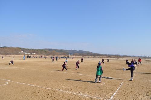 第7回クラモク杯フットベースボール大会開催_b0211845_1846821.jpg