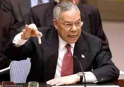 パウェル国連演説から十年、ベテラン連中、更なる流血の準備完了 Norman Solomon_c0139575_20514471.jpg