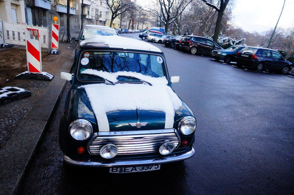愛車MINI Cooper93年型。_c0180686_2353793.jpg
