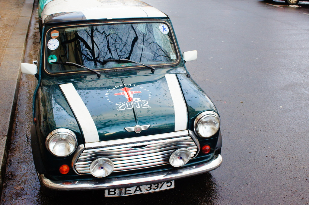 愛車MINI Cooper93年型。_c0180686_2365740.jpg