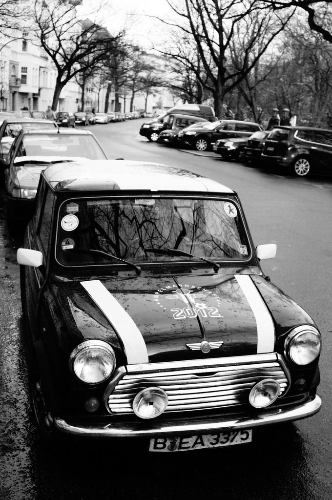 愛車MINI Cooper93年型。_c0180686_2374380.jpg