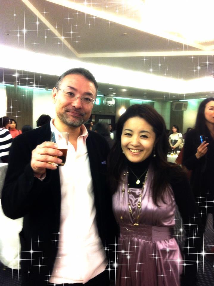 心屋仁之助さんの7周年パーティに参加してきました☆_f0186787_12442674.jpg