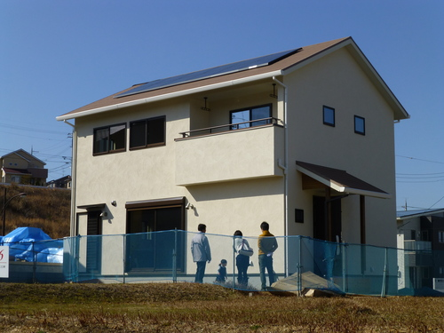 完成見学会(泉南郡熊取町つばさが丘)に行ってきました!_a0242500_12504661.jpg