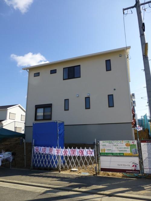 完成見学会(泉南郡熊取町つばさが丘)に行ってきました!_a0242500_12515052.jpg