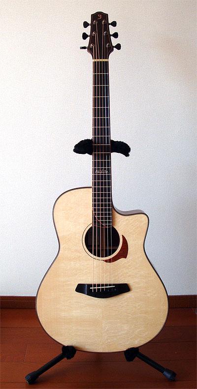 Yokoyama Guitars 『AR-GC #420』_c0137404_18551185.jpg
