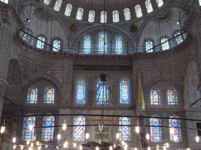 イスタンブールのブルーモスク_d0116009_5392891.jpg