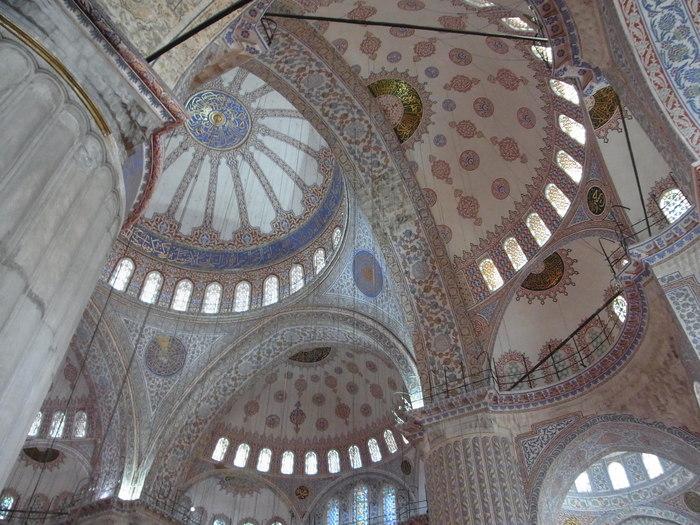 イスタンブールのブルーモスク_d0116009_542334.jpg