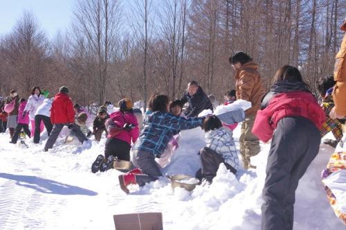 ホワイトフェスタ2日目 雪上大運動会_b0174425_204972.jpg
