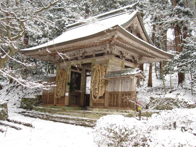湖東三山 百済寺_c0088525_18102837.jpg