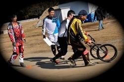 2月10日2013初緑山コース開放日VOL1:systematic bmxスキルアップクリニック_b0065730_19172453.jpg