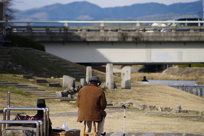 賀茂川散歩スナップ..._f0152550_013283.jpg