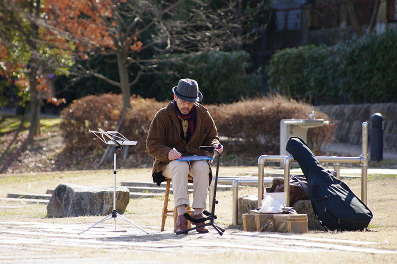 賀茂川散歩スナップ..._f0152550_0134547.jpg