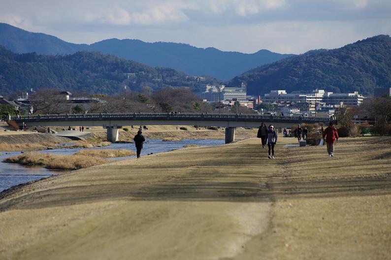 賀茂川散歩スナップ..._f0152550_0145449.jpg