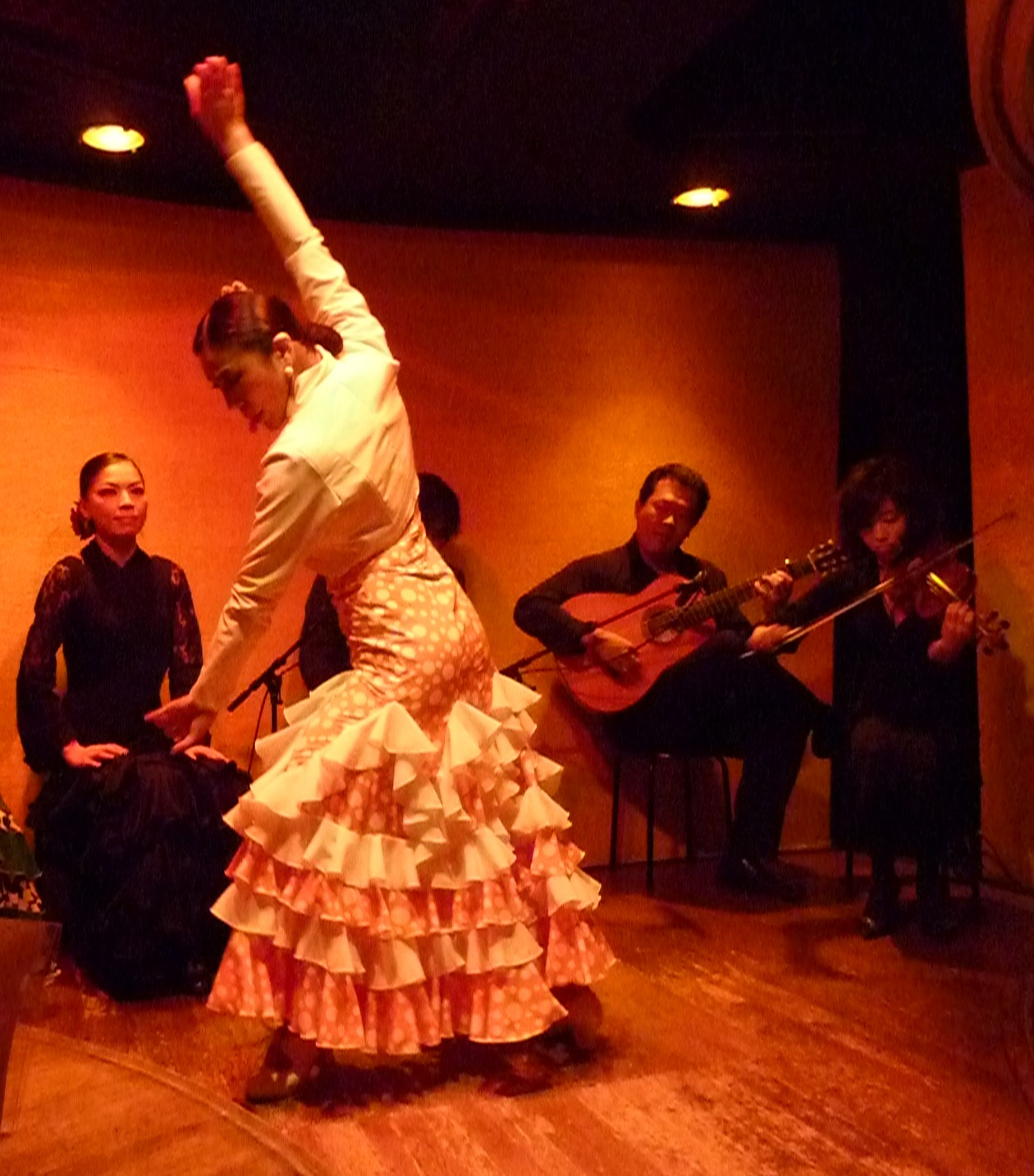 Domingo Flamenco@赤坂november eleventh_b0131865_4172228.jpg