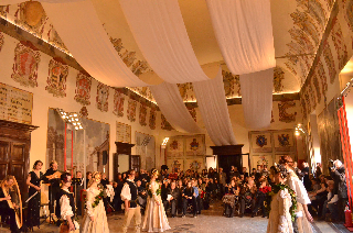 エルコーレ一世の響宴の後は…_a0169172_2347727.jpg