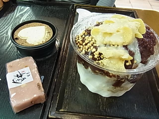 3日目 ビジュン 釜山駅 餅カフェ_e0141982_0345693.jpg