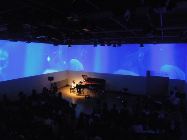 Yongenライブ「新月の夜の唄詩絵」フォトレポート_e0030586_14194349.jpg
