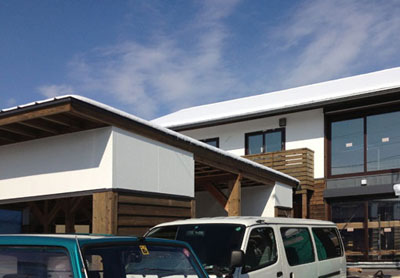 Q1X3富山の家:富山は青空_e0054299_1181685.jpg