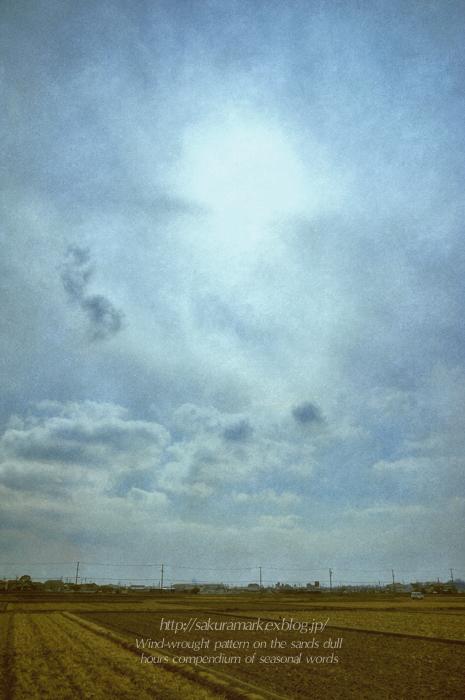 下り坂の天気。_f0235723_20444617.jpg