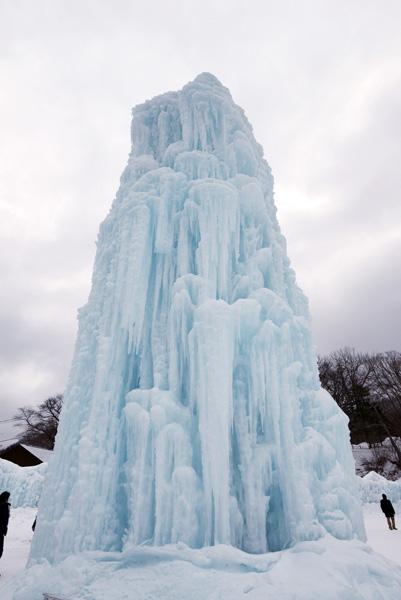 支笏湖 氷濤まつり_b0175635_0444639.jpg