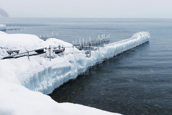 支笏湖 氷濤まつり_b0175635_050519.jpg