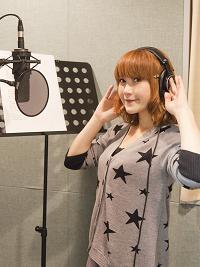 ゲーム『恋してアニ研』、その主題歌レコーディング現場に潜入リポート!_e0025035_18492541.jpg