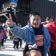 犬山シティーマラソン参加でせ・・・・ワッセワッセ_f0065444_18173270.jpg