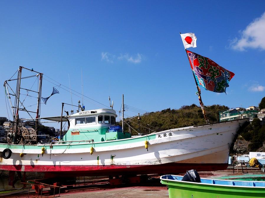和歌山市雑賀崎の旧正月_b0093754_2147613.jpg